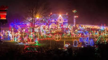 Holiday Lights Ambler