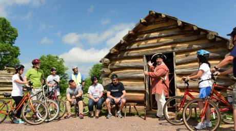Valley Forge Park Bike Tour