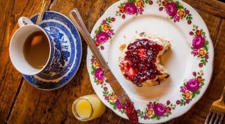 A Taste of Britain Tea and Scones