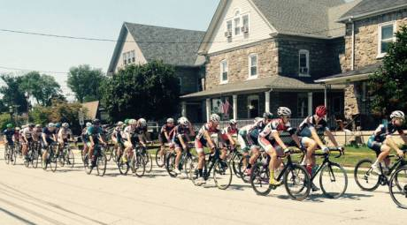 AMBLER BIKE RACE