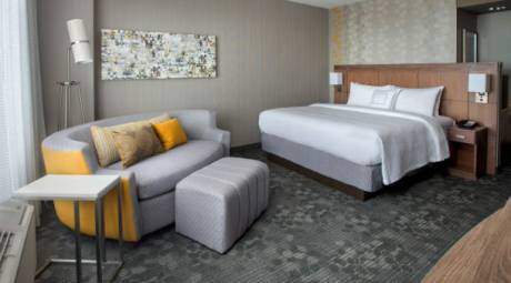 Courtyard by Marriott Lansdale Guest Room