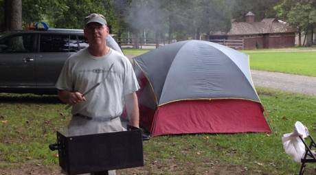 FATHERS DAY - CAMPING