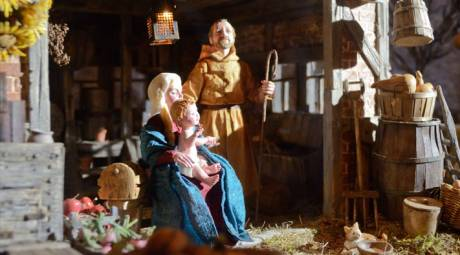 Glencairn Museum - World Nativities Exhibit