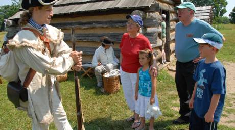 Summer Programming - Living History