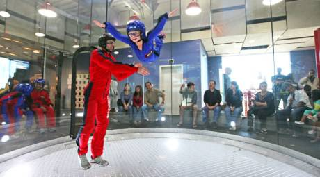 SPRING HIGHLIGHTS - iFLY GRAND OPENING