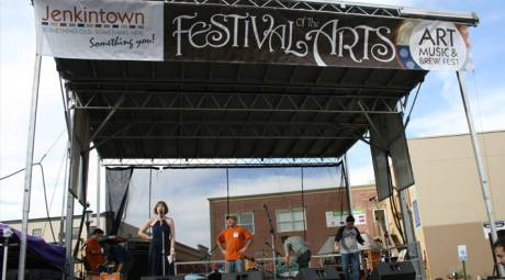 FALL FESTIVALS - JENKINTOWN FESTIVAL OF THE ARTS