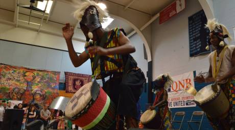 THE 25TH LANSDALE INTERNATIONAL SPRING FESTIVAL