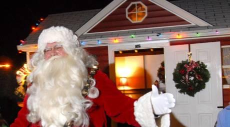 Lansdale Santa House