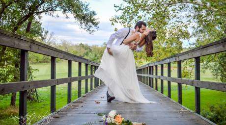 Macoby Run Golf Course Wedding