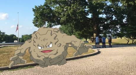 ATTRACTIONS - POKEMON GO