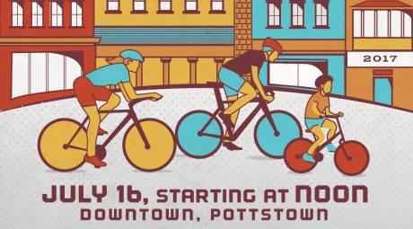 Pottstown Bike Race