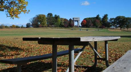 TOP PICNIC SPOTS - VALLEY FORGE NATIONAL HISTORICAL PARK
