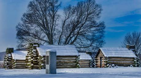 Outdoor Winter Activities - Valley Forge Huts
