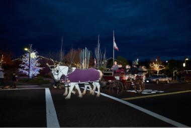 Holidays in Yountville