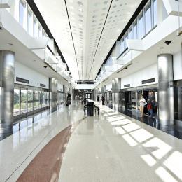 ATL SkyTrain on the GICC Campus