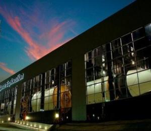 SRC-Davidson Center Night