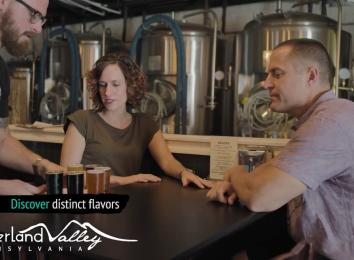 Restaurants and Breweries in the Cumberland Valley