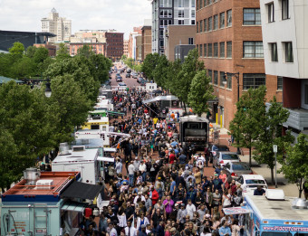 Downtown Food Truck Event