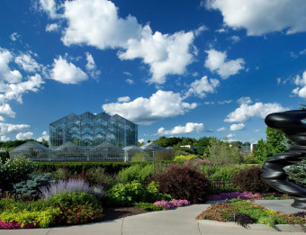 Wide indoor halls and paved paths, Frederik Meijer Gardens & Sculpture Park is easy to get around on foot or wheelchair.