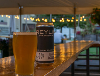 Greyline Brewing Co. - Patio High Top