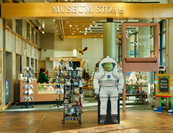 The Curiosity Shop at the GRPM