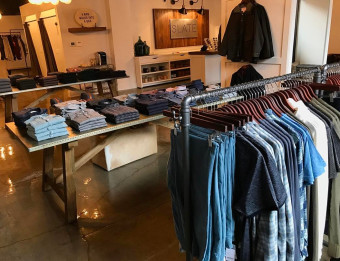 Slate Clothing shop
