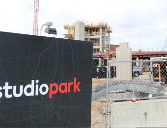 Fact: Studio Park, located in downtown Grand Rapids, is slated to open in Fall 2019.
