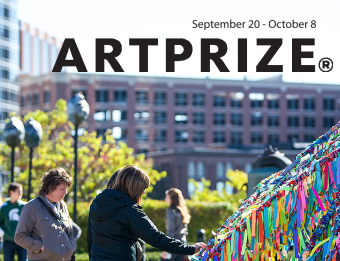 ArtPrize Eight - September 20- October 8