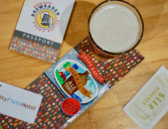 CityFlatsHotel Beer Package