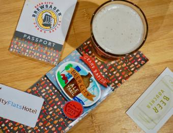 CityFlatsHotel Beer Package