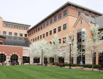 GVSU Campus--Spring