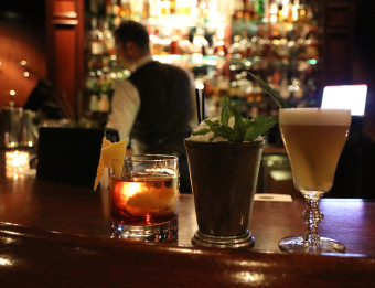 Cocktail Bars of Grand Rapids: Lumber Baron Bar