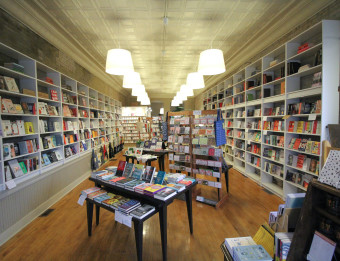 Books & Mortar interior