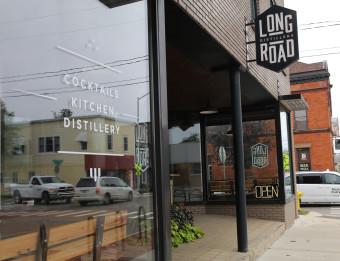 Long Road Distillery in Grand Rapids, MI