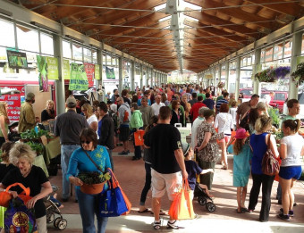 Opening Day Outdoor Market