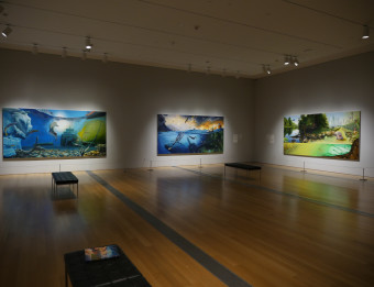 Alexis Rockman exhibit on display at Grand Rapids Art Museum