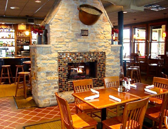 Restaurants w Fireplaces