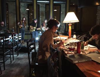 Studio Night at GRBC