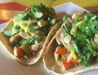Donkey Taqueria tacos