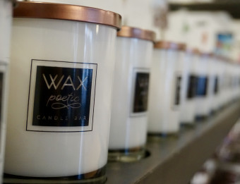 Wax Poetic Candle