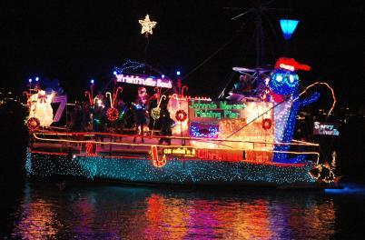 NC Holiday Flotilla