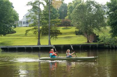 Wilmington Riverfront Kayaking