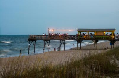 Carolina Beach Tiki Bar