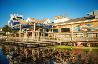 CB Gibby's Dock
