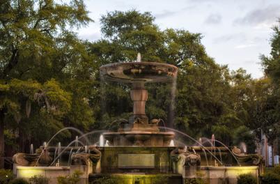 Kenan Fountain
