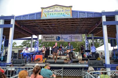 Seafood Blues Jazz Fest
