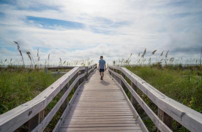 Beach Access Carolina Beach