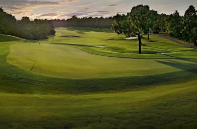 No. 9 at Beau Rivage Golf &Resort