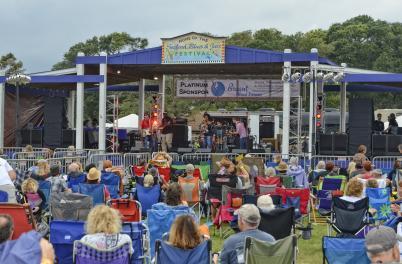 Blues & Jazz festival