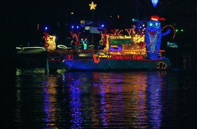 Island of Lights Flotilla